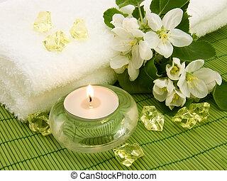 Candela de Aroma para la aromaterapia
