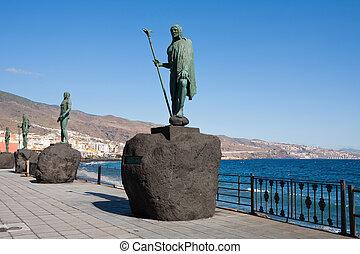 Candelaria. Tenerife, España