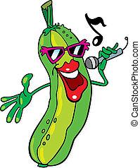 Cantando pepinos