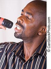Cantante africano