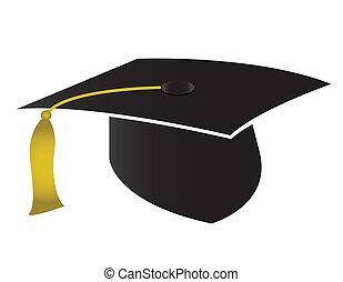Capa de graduación