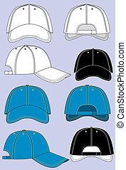 Capas de béisbol