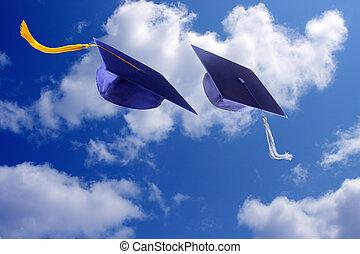 Capas de graduación