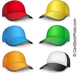 Capas multicolores