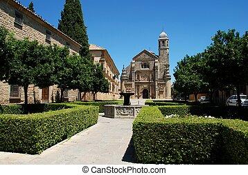 Capilla del Salvador, Ubeda, España.