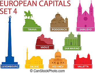 Capitales europeas