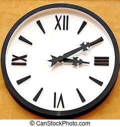 Cara anti reloj