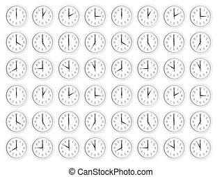 Caras de reloj