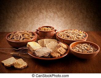 Carbohidratos de grano