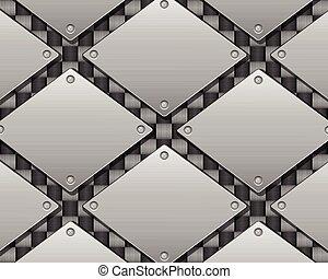 Carbono y metal