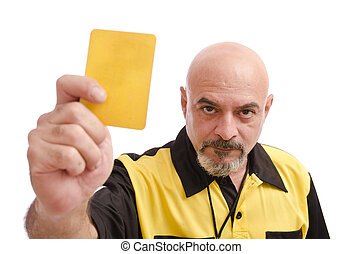 card!, amarillo