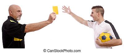 card!!, amarillo