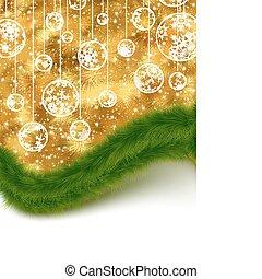 card., eps, year., nuevo, 8, navidad, feriado