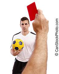 card!, rojo