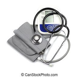 Cardiólogo médico listo