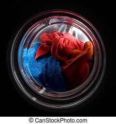 cargamaento, lavadero