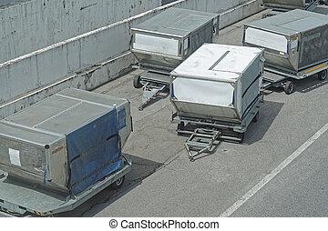 cargamaento, unidad, dispositivos