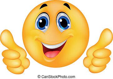carita feliz, smiley, emoticon
