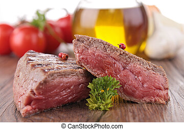 Carne asada, barbacoa