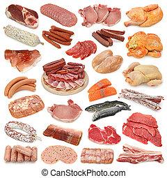 carne, colección
