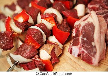 Carne de BBQ