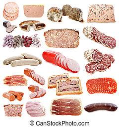 Carnes cocinadas