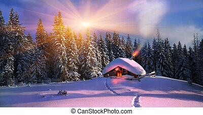 carpathians, navidad