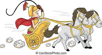Carro romano