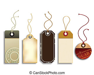cartón, etiquetas, ventas