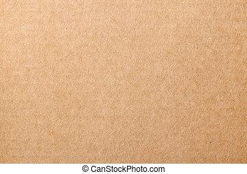 cartón, textura