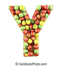Carta de frutas