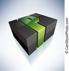 Carta P tridimensional