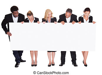 cartel, grupo, businesspeople, tenencia