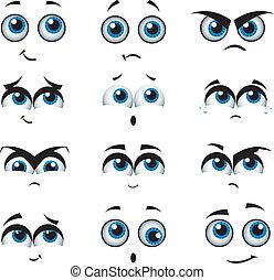 Cartoon tiene varias expresiones