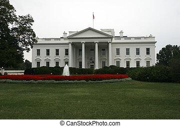 Casa blanca, Washington DC