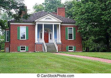 Casa colonial Farmington 2