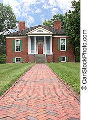 Casa colonial Farmington