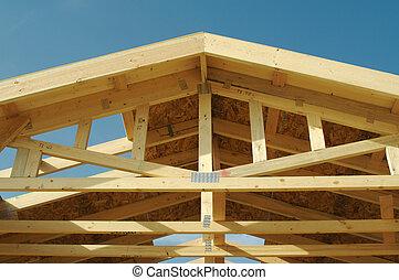 Casa de construcción