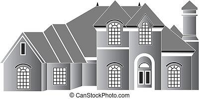 Casa de residencia