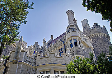 Casa loma castillo