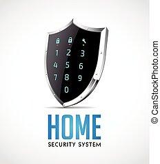 casa seguridad, sistema