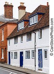 Casas antiguas Inglaterra