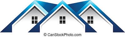 Casas de techo