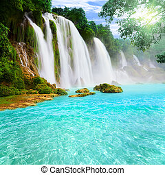 Cascada Detiana