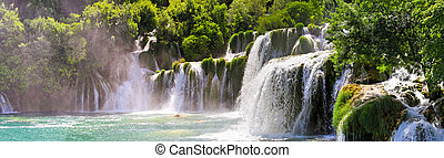 Cascadas Krka