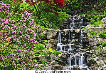 Cascando cascadas