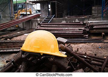 casco, construcción
