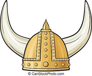 casco viking