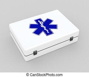 Caso de primeros auxilios