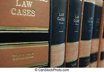 casos, ley